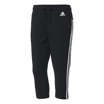 adidas Damen Essentials 3 Streifen Hose Damen Fitness