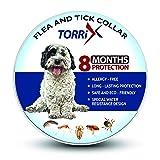 TORRIX Dog Collar - 8-Month Flea Medicine