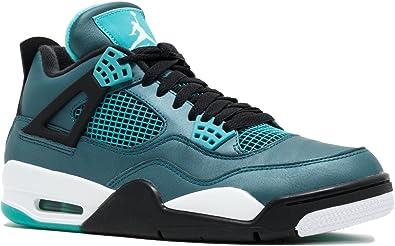 Jordan Air 4 Retro 30th Mens Shoes Teal