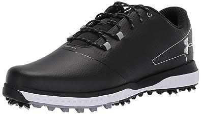 89326f25d553 Under Armour Men s Fade RST II Golf Shoe Black (001) Steel 7 M