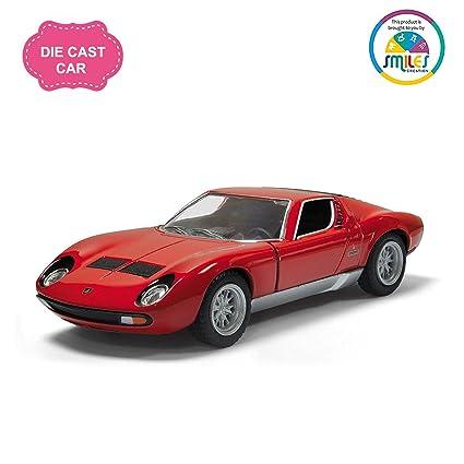 Buy Smiles Creation 134 Scale Die Cast 1971 Lamborghini Miura P400