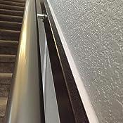Amazon.com: B52 - Kit de escalera de aluminio con baranda ...