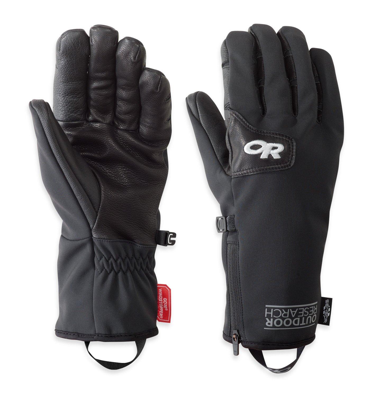 Outdoor Research Women's Stormtracker Sensor Gloves, Black, Medium