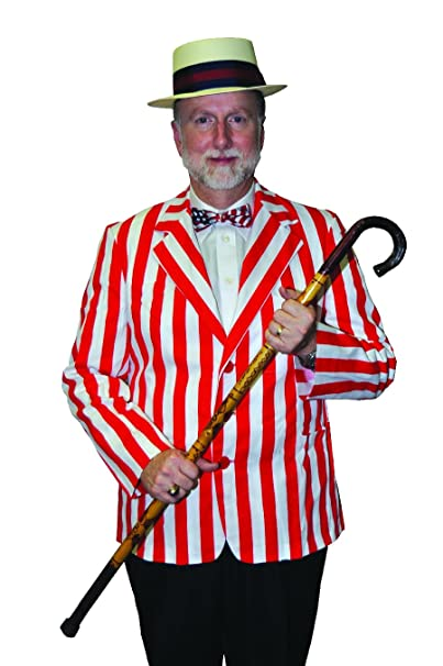 1920s Men's Suits History Adult Oxford 1920s Boating Halloween Costume - Mens Medium $22.89 AT vintagedancer.com