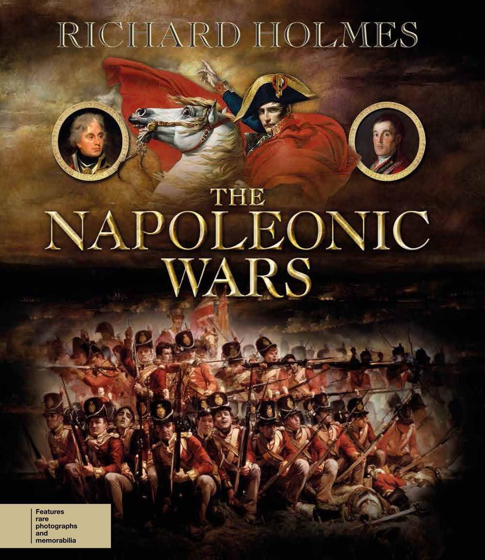 The Napoleonic Wars: Amazon.es: Richard Holmes: Libros en ...