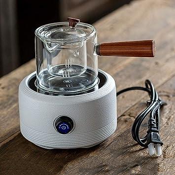 AA-SS Tetera Tetera de cerámica Hervidor de Vidrio eléctrico eléctrico Estufa de cerámica Tetera