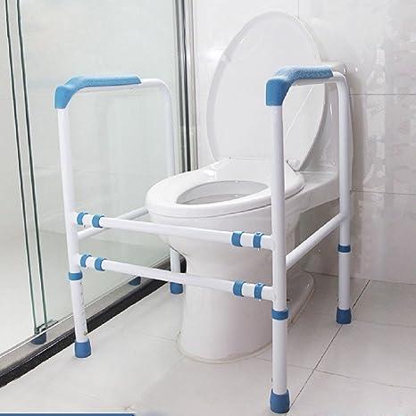SDKKY bagno antiscivolo bracciolo Cuarto de baño WC Seguro ...