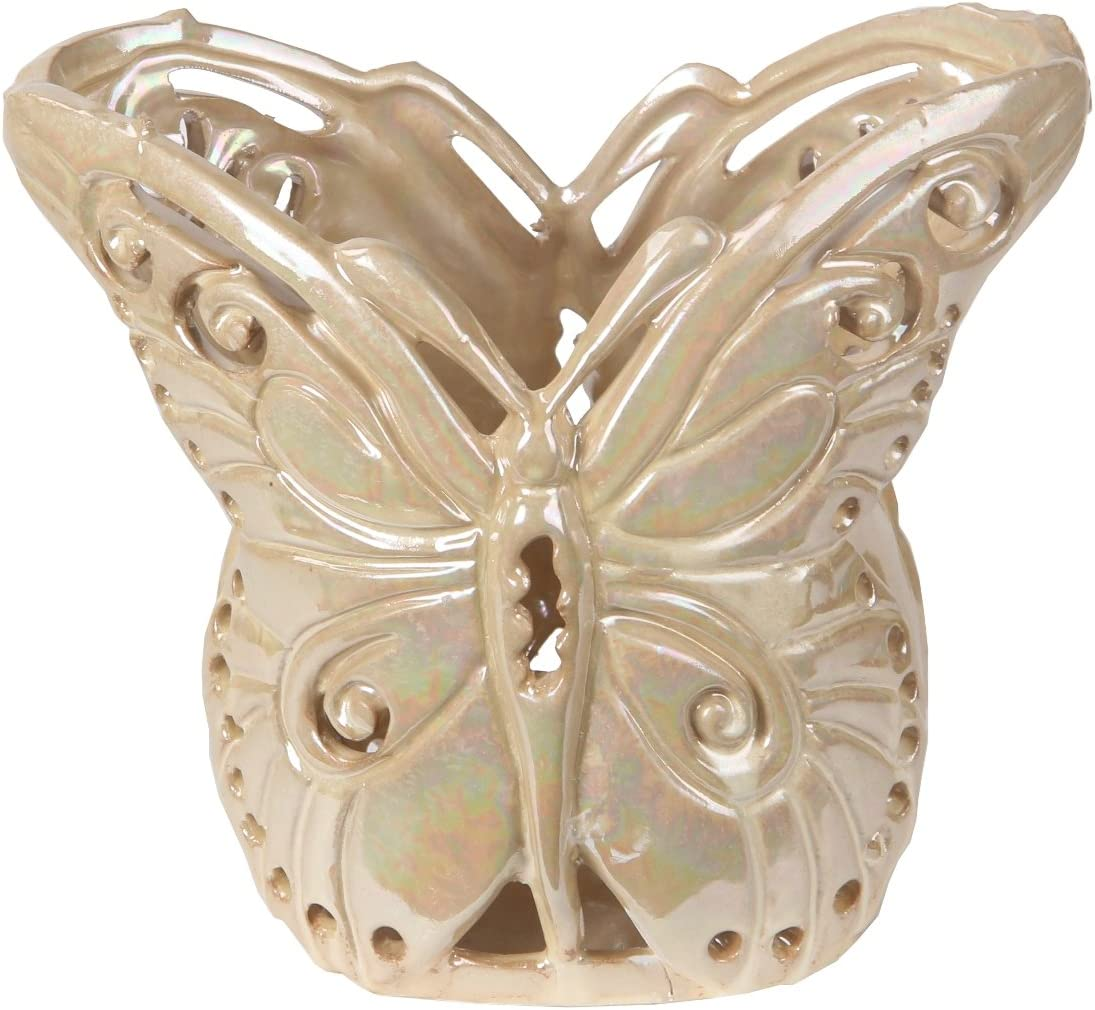 Small Butterfly Vase