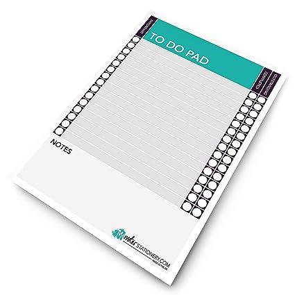 Monster Stationery - A5 Lista Libreta / Agenda Plan Agenda ...