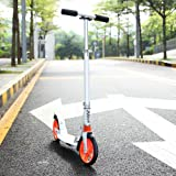 Albott Tilt Pro Street Urban Scooter, Modern Folding Kick Scooter with Big Wheels for Adults and Kids