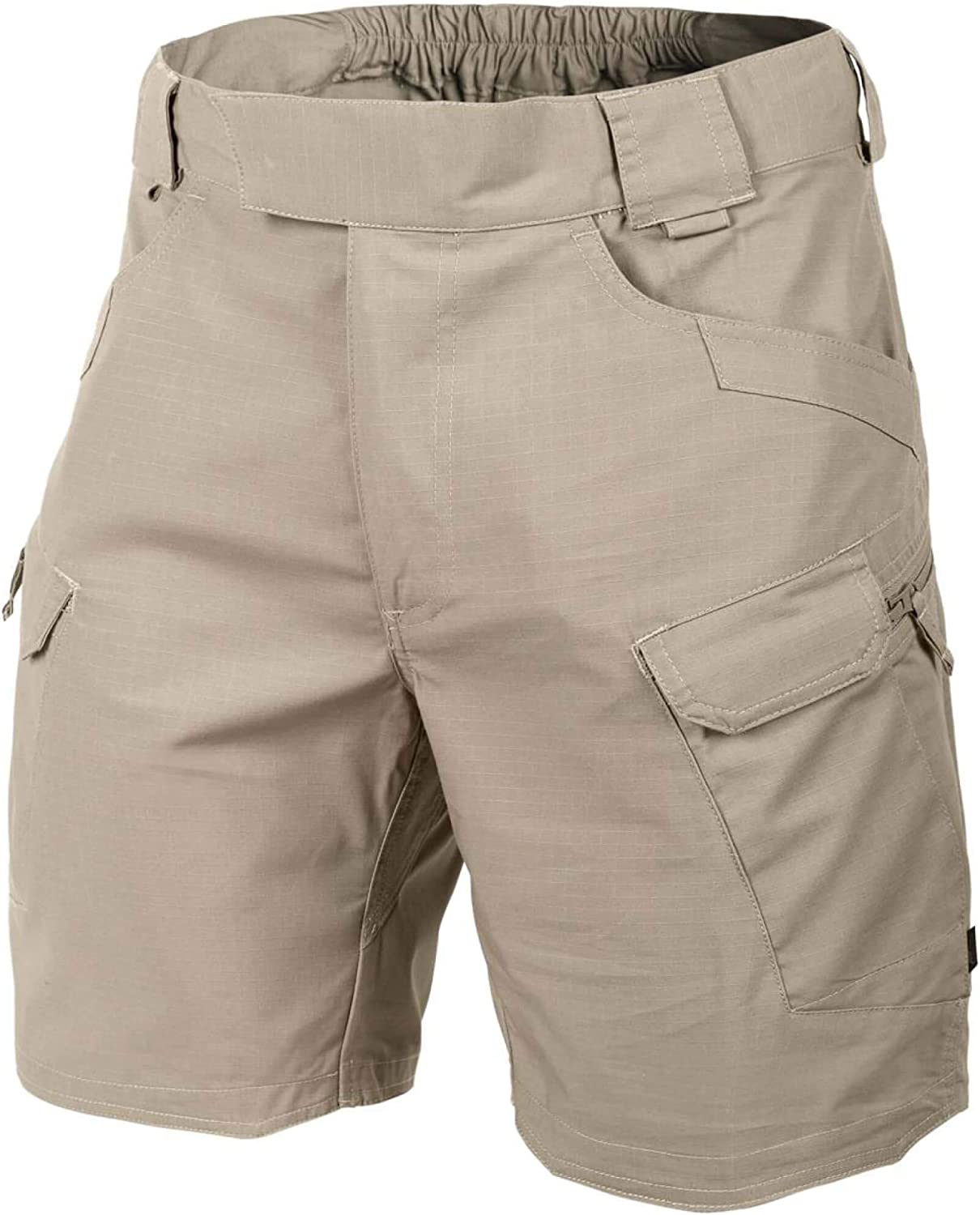 "Helikon Men's Urban Tactical Shorts 8.5"" Khaki"