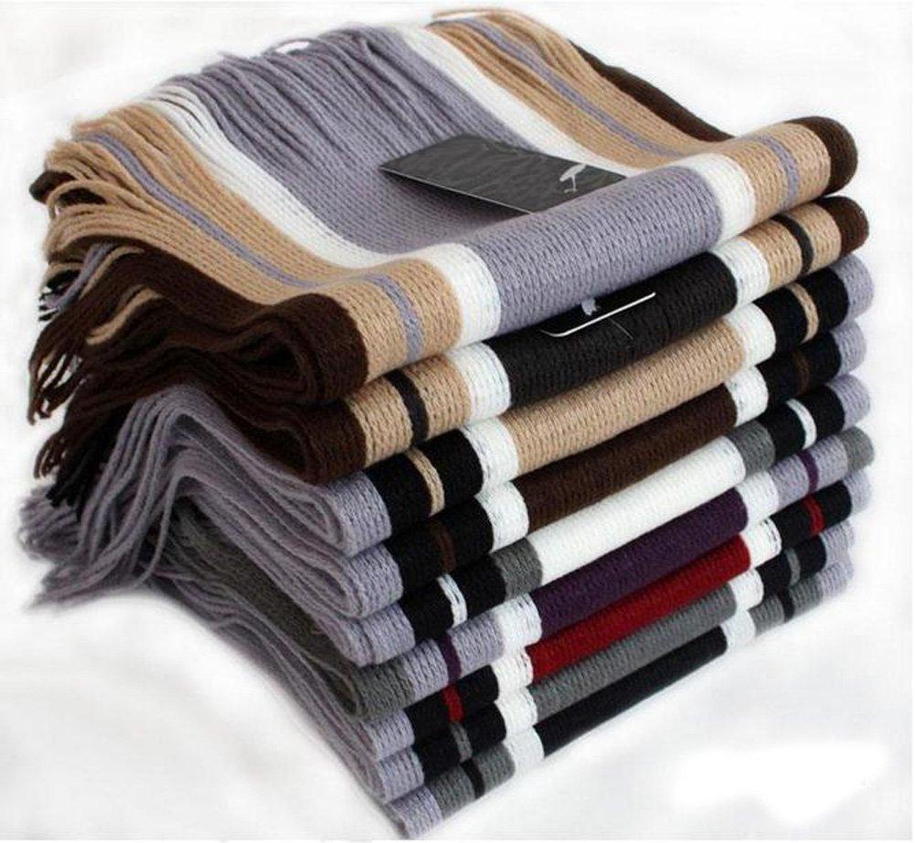 Lumanuby Fashion Belle /Écharpe de Pur Coton Warm and Windproof Collar Foulards El/égant /Écharpe Accessoire