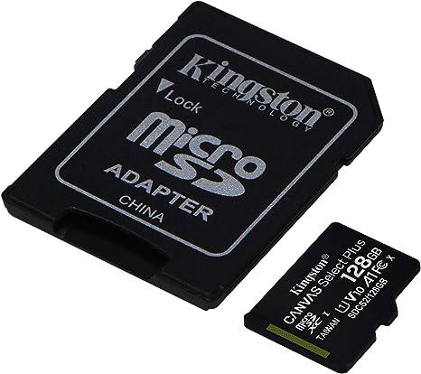 SanDisk Ultra 128GB MicroSDXC Verified for Sony Xperia XZ Premium Dual by SanFlash 100MBs A1 U1 C10 Works with SanDisk