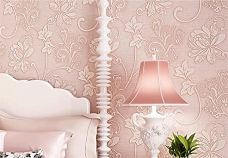 Amazon.com: Wallpaper Décor Modern Minimalist non - woven wallpaper ...