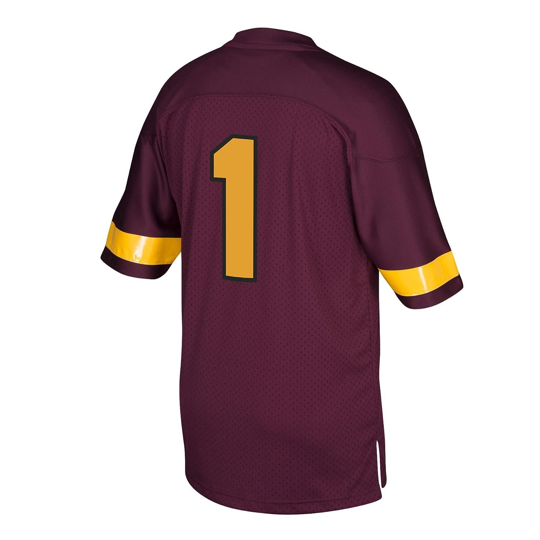 adidas Adult Men NCAA Premier Football Jersey Maroon Arizona State Sun Devils X-Large