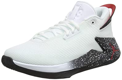 new arrival 47ce2 84343 Jordan Herren Fly Lockdown (GS) Basketballschuhe Mehrfarbig (White Gym  Red Black