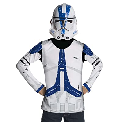 Star Wars Clone Trooper Costume for Kids: Toys & Games