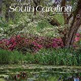 South Carolina, Wild & Scenic 2019 12 x 12 Inch Monthly Square Wall Calendar, USA United States of America Southeast State Nature (Multilingual Edition)