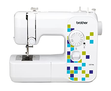Brother LS40S Metal Chassis Sewing Machine Amazoncouk Kitchen Home Beauteous Brother Sewing Machine Reviews Uk