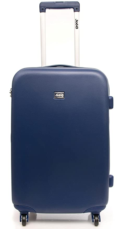 TROLLEY Dielle viaggio m 4ruote 67cm Blue 84860.blu