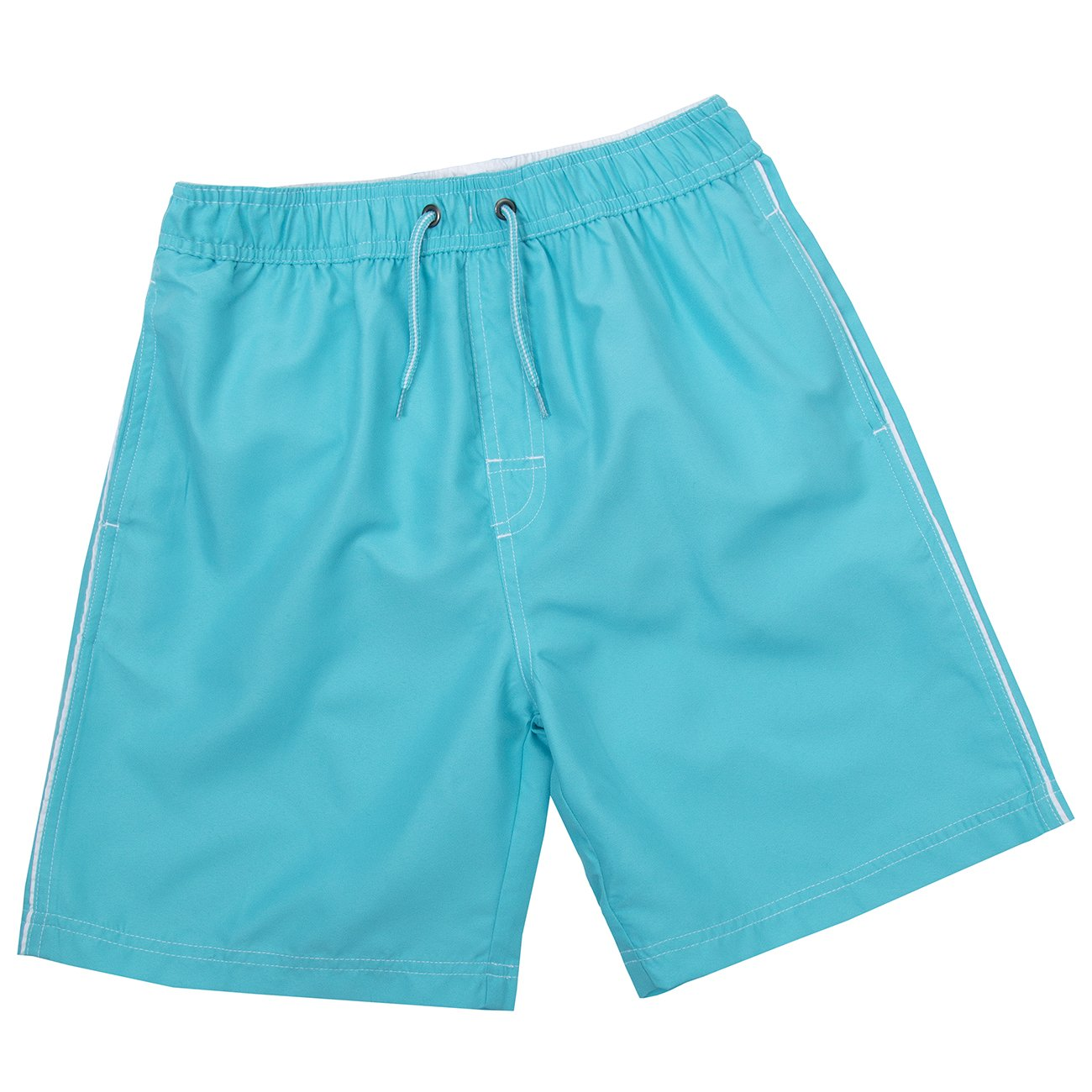 Cargo Bay Infant Boys Colourful Swim Shorts Perfect for Summer Beach Holidays Turquoise 5-6 Years