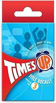 Times Up!: Title Recall Expansion #3: Amazon.es: Juguetes y juegos