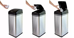 Best Automatic Trash Can From iTouchless - Our Pick
