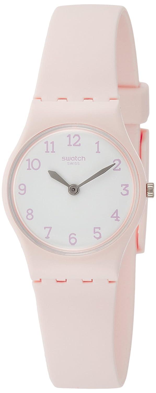 Damen Armband Analog Mit Uhr Lp150 Quarz Silikon Swatch jVGUSLzqMp