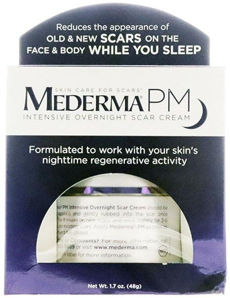 3 Pack - Mederma PM Intensive Overnight Scar Cream 1.7 oz PMAI, Mandom Bifesta Moist Cleansing Sheet, 46 sheets
