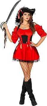 Generique - Disfraz Mujer Pirata Sexy M: Amazon.es: Juguetes y ...
