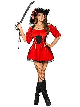 Generique - Disfraz Mujer Pirata Sexy L: Amazon.es: Juguetes y juegos