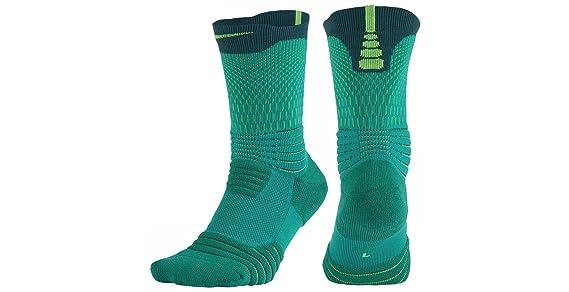 Nike U NK ELT Versa Crew Rio - Calcetines para Hombre, Color Verde, Talla M: Amazon.es: Deportes y aire libre