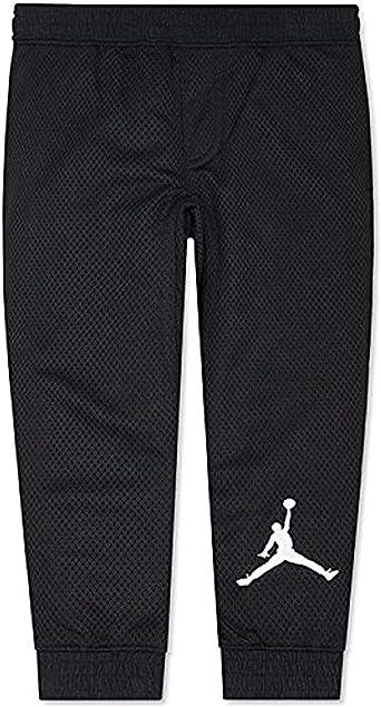 Jordan - Pantalones de chándal para niño, Talla pequeña, más Que una Malla, Niños, 00-XSHDLO-AG, Negro, Medium: Amazon.es: Deportes y aire libre