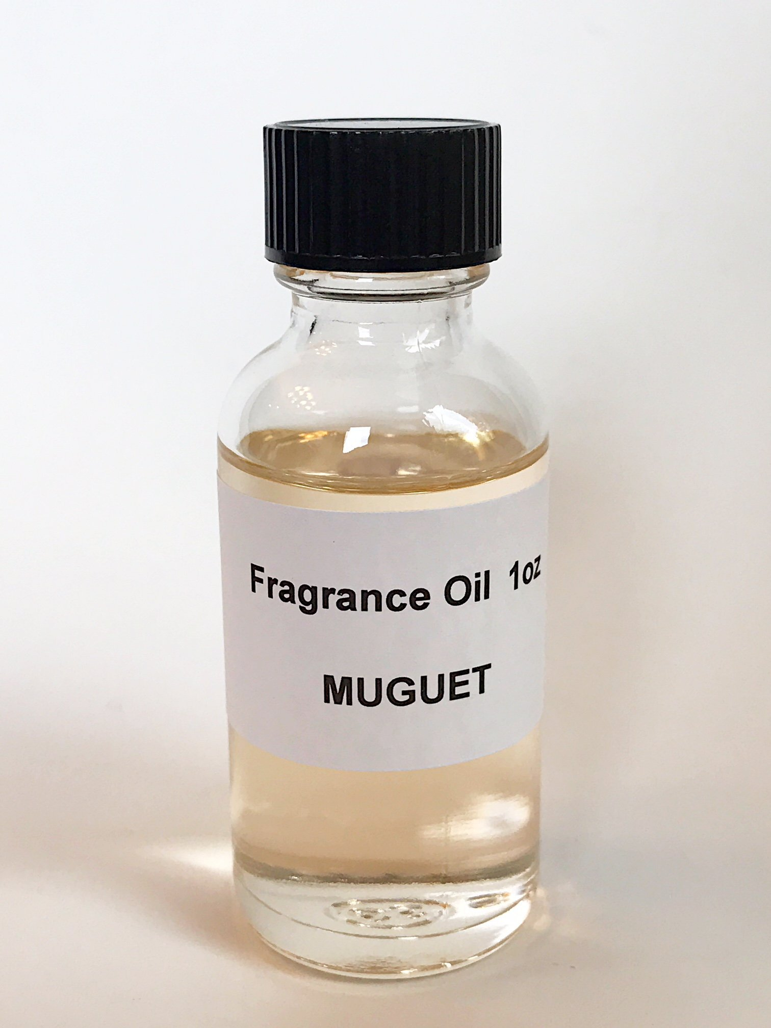 Muguet Fragrance Oil 1oz Body Oil Perfume Oil Made in USA