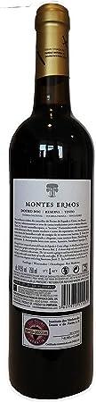 JRP Montes Ermos Douro reverva tinto 3 botellas