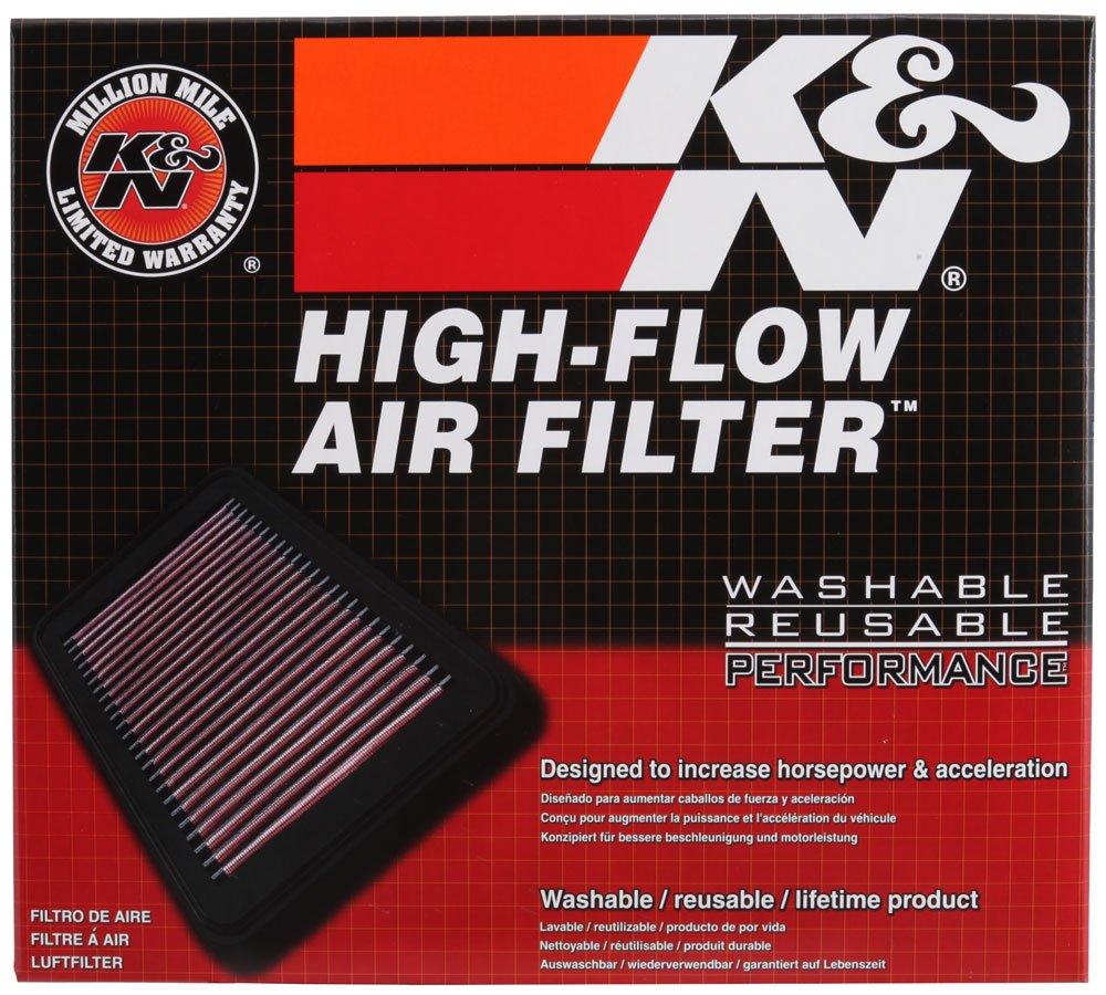 K&N KA-1111 Filtro de Aire para Kawasaki NINJA 1000 2011 ...