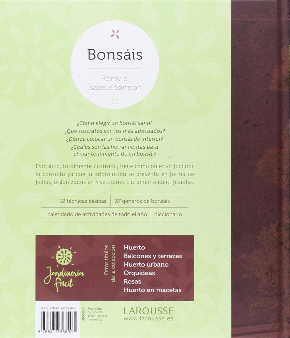 Bonsáis Larousse - Libros Ilustrados/ Prácticos - Ocio Y ...