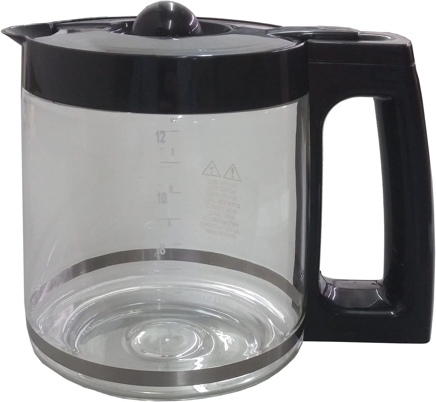 buybuynice for Hamilton Beach 49983 49976 49980 Replacement Carafe FlexBrew Two Way Coffeemaker