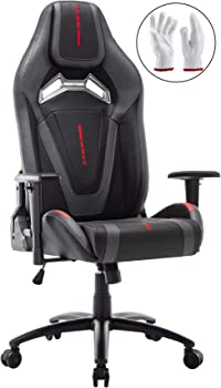 Furious Racing Style Swivel Computer Gamer Chair with Fully Foam