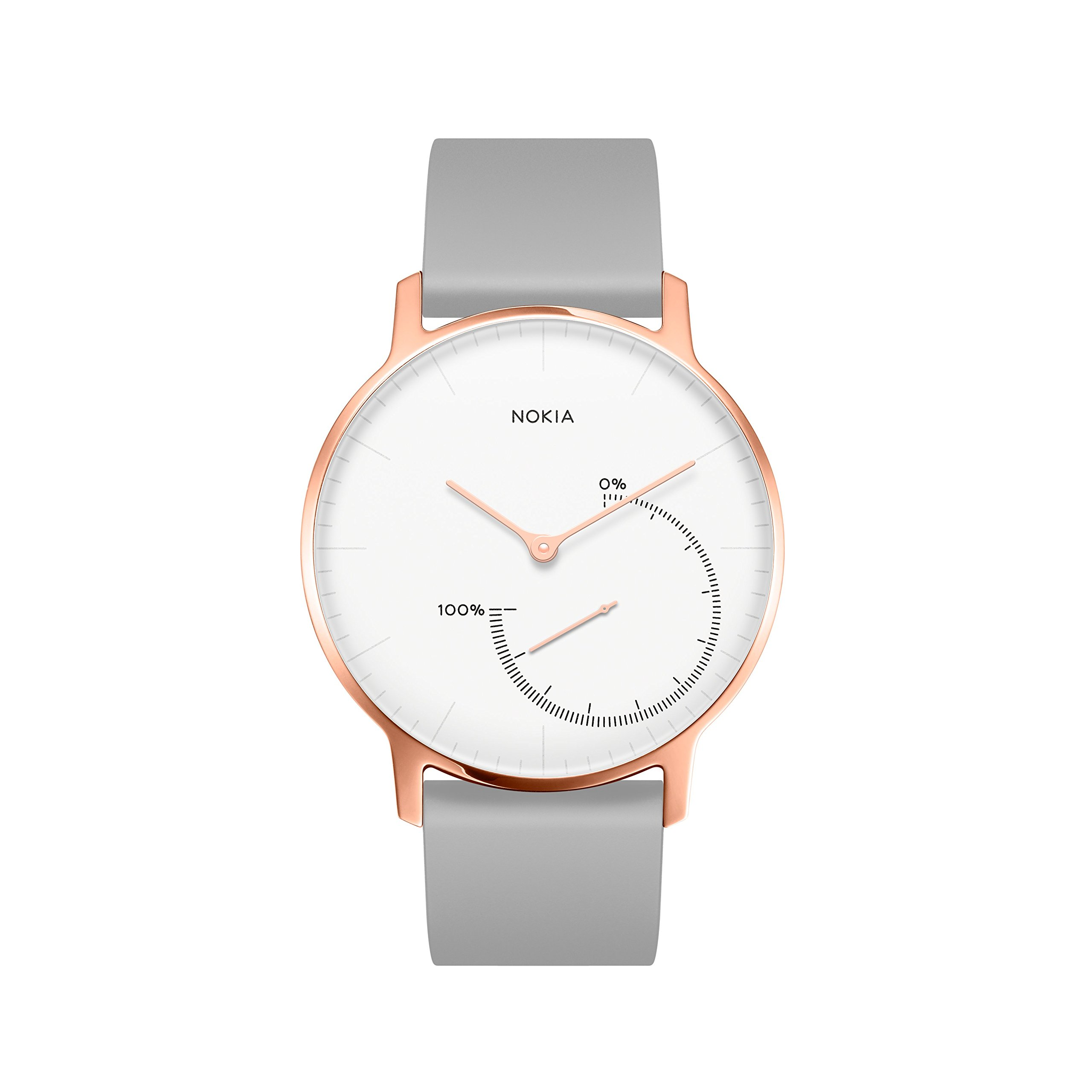 Nokia Steel Limited Edition - Activity & Sleep Watch, Rose Gold