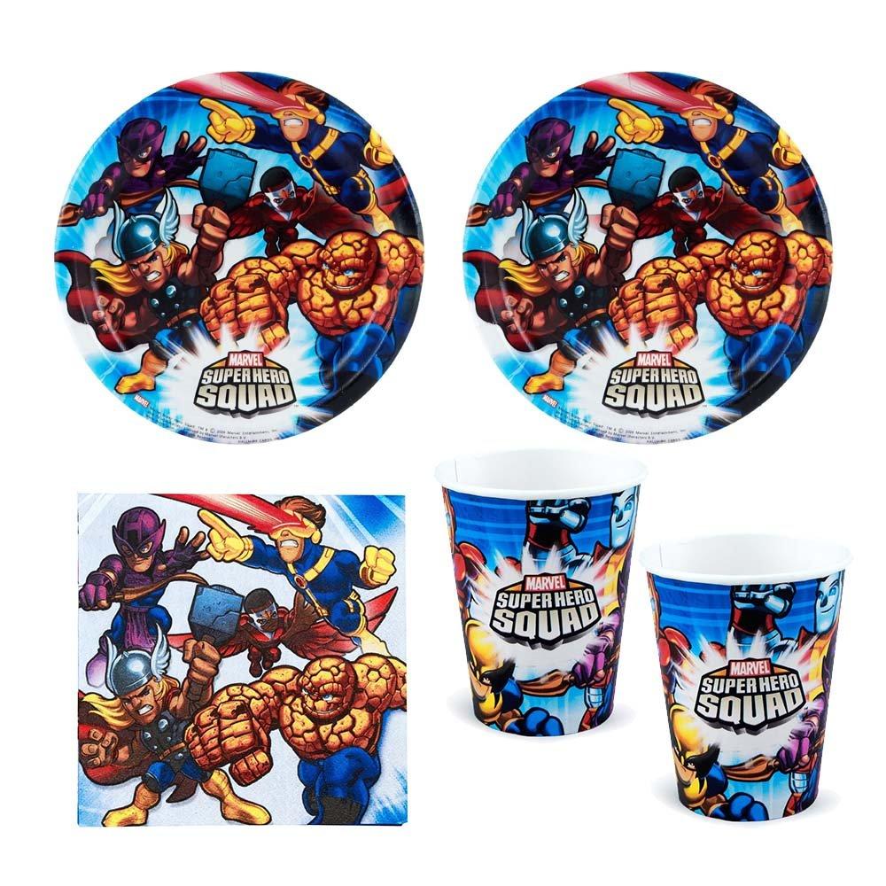 Amazon.com: 02 C Marvel Super Hero Squad Fiesta de ...