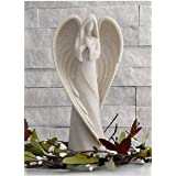 Healing for The Hurting Sending You an Angel Statue to Express Sympathy for Funeral Or Memorial Comfort The Grieving for Loss
