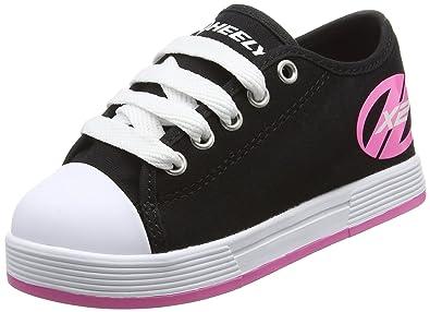 a9babea5087 Heelys X2 Fresh - Black Pink - Size - Junior UK 11 11 UK Child