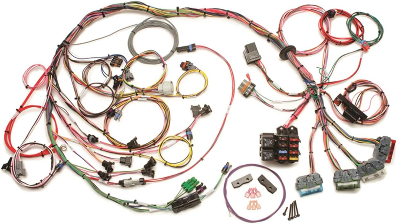 Amazon.com: Painless Fuel Injection Wiring Harness ECM/PCM Service #  16188051 Controlled 4L60E Transmission: AutomotiveAmazon.com