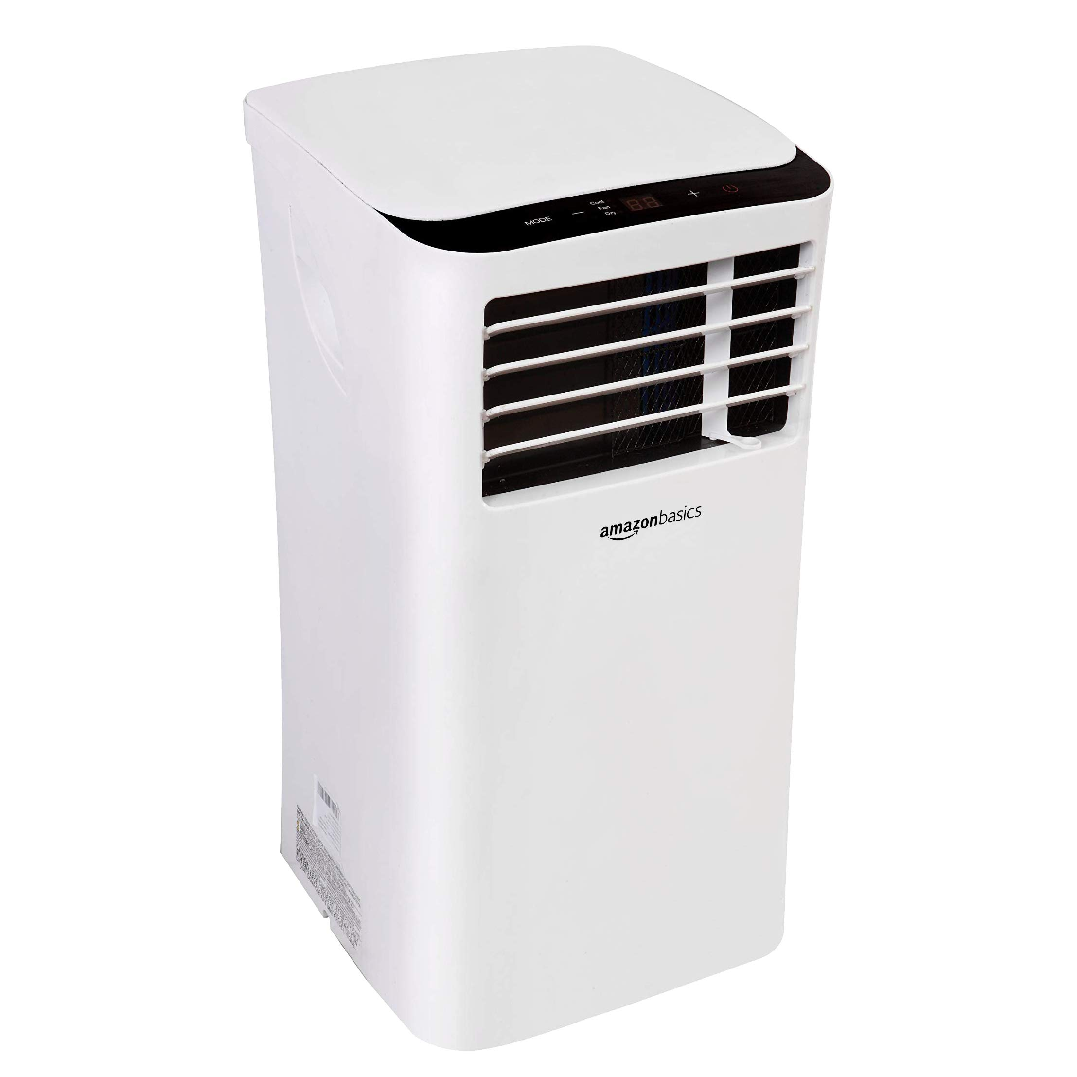 AmazonBasics Portable Air Conditioner with Remote - Cools 400 Square Feet, 10,000 BTU by AmazonBasics