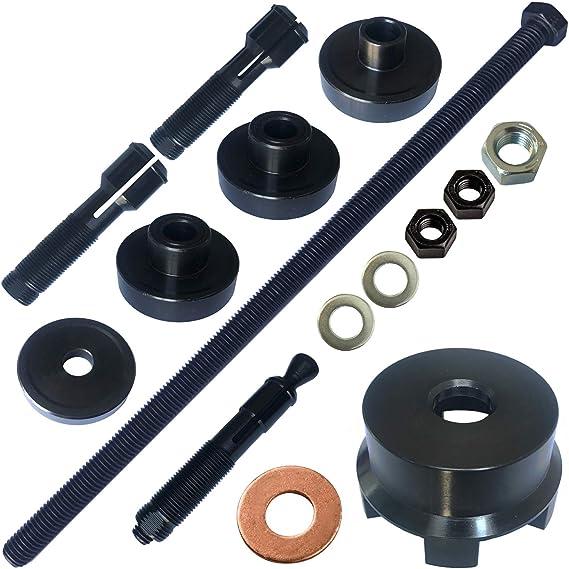 Zinger para Harley Davidson extractor de rodamientos de rueda y ...