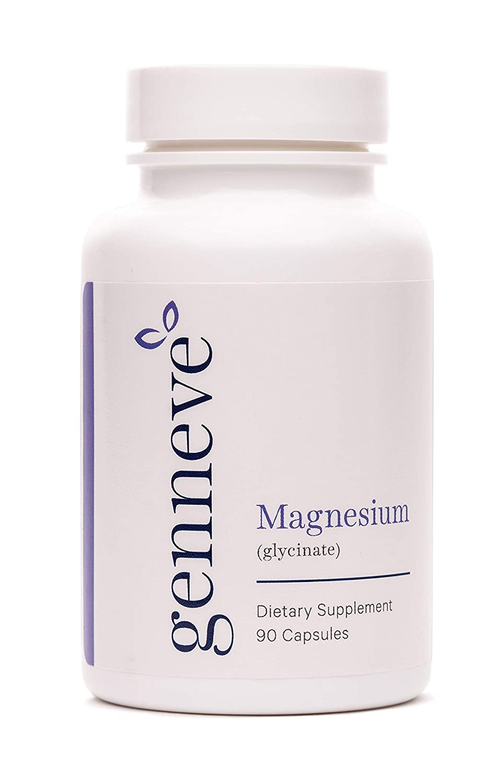 Amazon.com: Magnesio (Glicinato) por genneve para destellos ...