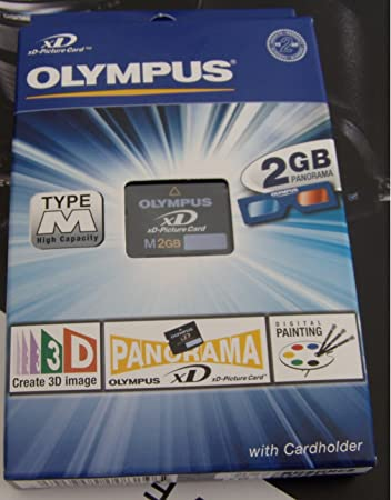 Olympus xD-Picture Card M 2 GB