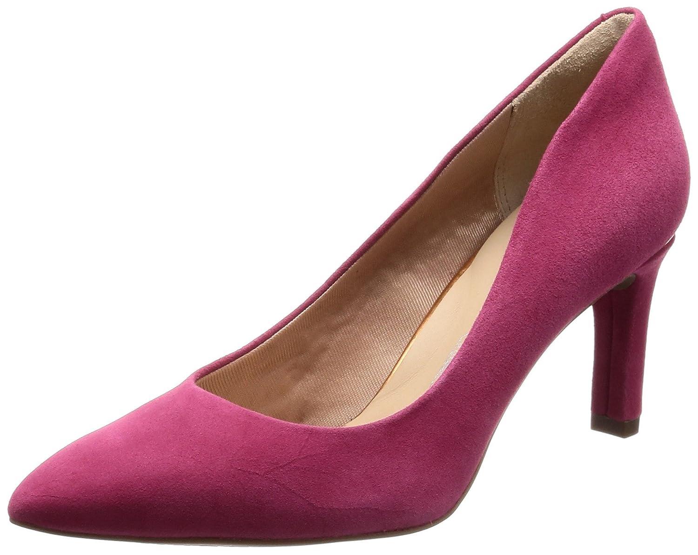 Rockport Total Motion Valerie Luxe, Zapatos de Tacón con Punta Cerrada para Mujer 38 EU