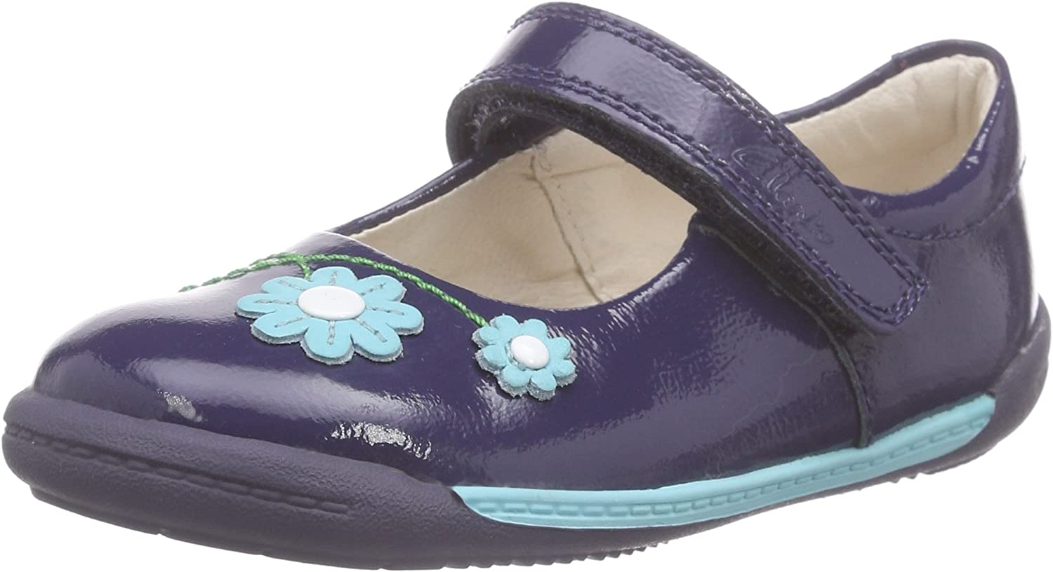 Sneakers Unisex Babies/' First Shoes Clarks Softly Jam FST
